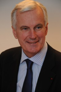 Michel Barnier will talk about the economic governance for Europe at the SoU 2012