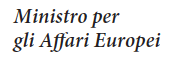 State of the Union 2012 - Ministro per gli Affari Europei