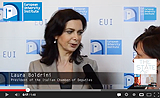 Laura Boldrini at the State of the Union 2013