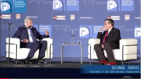 The State of the Union: Disintegration or Revival?, discussion with George Soros, Chairman of the Open Society Foundations