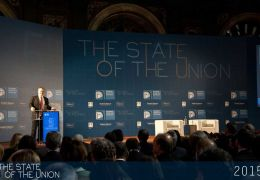 J.H.H. Weiler opening The State of the Union 2015
