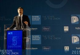 Keynote speech by Matteo Renzi