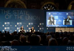 Discussion between Tony Barber and Federica Mogherini