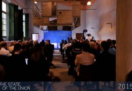 Alcide De Gasperi Research Centre Opening Ceremony