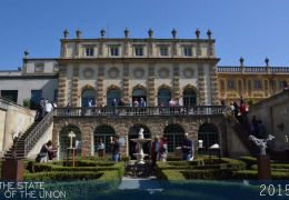 Europe Day at Villa Salviati