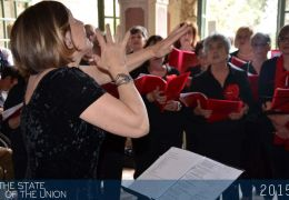 Performance by Coro del Novecento