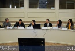 Europe's Role in Peacekeeping and Stabilization - Panel