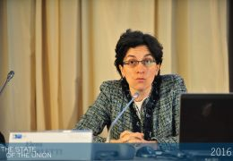 Elena Carletti - Director of the Florence School of Banking and Finance at the EUI and Professor of Finance at Bocconi University