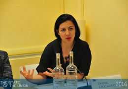 Despina Chatzimanoli - Europian Banking Autority Acting Head