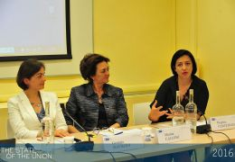 Georgia Mavrodi, Marina Calloni and Despina Chatzimanoli - Showcasing the Gender Dimension in the Work of EUI Alumnae