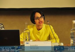 Jennifer Welsh - Professor and Chair in International Relations at the EUI