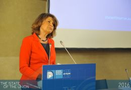 Silvia Costa - Member of the European Parliament