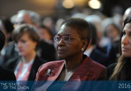 Audience - Valerie Amos - Director of SOAS at the University of London