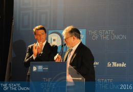 Matteo Renzi and J.H.H. Weiler - From Rome to Lisbon and beyond: reassessing the fundamentals