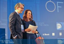 Stefan Albrechtskirchinger and Ruth Rubio Marín - Welcome address