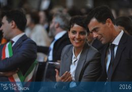 Audience - Najat Vallaud-Belkacem and Sandro Gozi - From Rome to Lisbon and beyond: reassessing the fundamentals