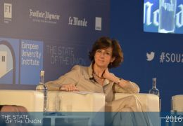 Marta Cartabia - Vice President of the Italian Constitutional Court