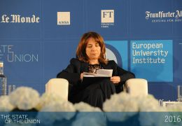 Roula Khalaf - Deputy Editor at the Financial Times