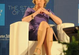 Stefania Giannini - Minister of Education Universities and Research of Italy