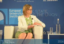 Brigid Laffan -  Director at the Robert Schuman Centre for Advanced Studies at the EUI and Director of the Global Governance Programme at the EUI