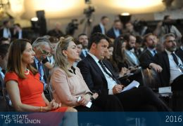 Audience - Matteo Renzi - From Rome to Lisbon and beyond: reassessing the fundamentals