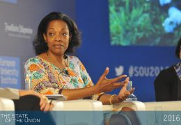 Patricia Sellers - special advisor for prosecution strategies to the prosecutor of the International Criminal Court