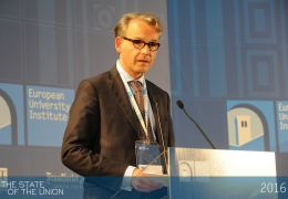Stephan Albrechtskirchinger - Director of the Communications Service of the EUI