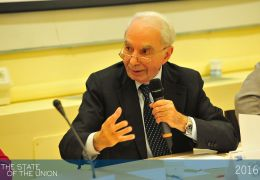 Giuliano Amato - Emeritus Professor at the EUI Department of Law
