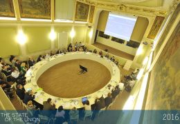 Aerial View - Governance of transatlantic economic relations: What Role for the TTIP