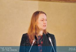 Heather Grabbe -Jean Monnet Fellow at the EUI and director of the Open Society European Policy Institute