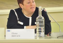 Elena Bryan - Vice President for Public Affairs in Europe Region at UPS and former Senior Trade Representative at the US mission to the EUI