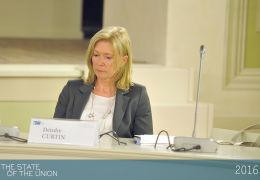 Deirdre Curtin - Joint Chair Professor of European Union Law at the EUI
