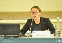Elena Brodeală - PhD Researcher in Law at the EUI