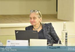 Mary Anne Case - Professor at the University of Chicago Law School and Fernand Braudel Fellow at the EUI Law Department