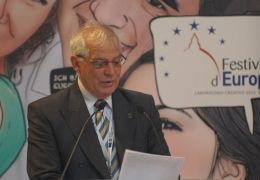 Josep Borrell welcome address The State of The Union 2011