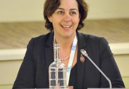 Gioia Ghezzi - Chair of the Board of the Group Ferrovie dello Stato Italiane