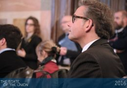 Stephan Albrechtskirchinger - Director of the Communications Service at the EUI