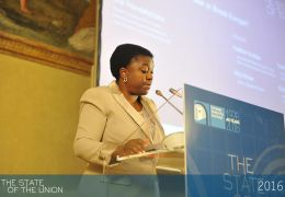 Kashetu Kyenge - member of the European Parliament
