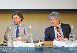 Miguel Poiares Maduro and Enrique Barón Crespo - Populism in Europe