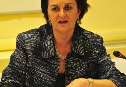 Marina Calloni - Professor of social and political philosophy at the University of Milano-Bicocca