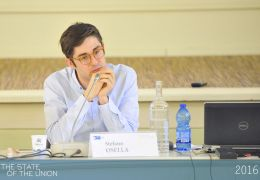 Stefano Osella - PhD researcher in Law at the EUI