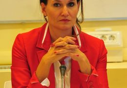 Ruth Rubio marin - Professor of Constitutional and Public Comparative Law at the EUI