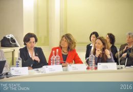 Gioia Ghezzi, Silvia Costa and Cristina Giachi - Women in Leadership
