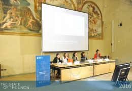 Speakers - Women and political participation and mobilization in the EU: Still a Gender Gap?