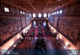 Salone dei Cinquecento during The State of The Union 2011