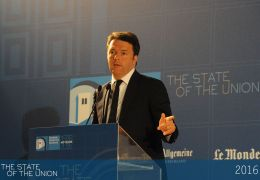From Rome to Lisbon and beyond: reassessing the fundamentals - Matteo Renzi