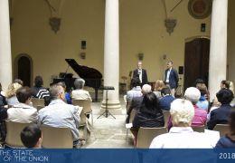 Renaud Dehousse, Open Day, Villa Salviati - SOU2018