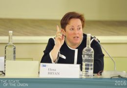 Elena Bryan - What Role for the TTIP?