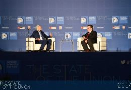 The State of the Union: Disintegration or Revival? Discussion with George Soros